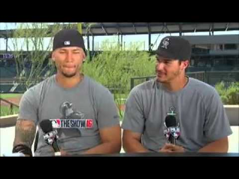 Cargo and Arenado on Intentional Talk