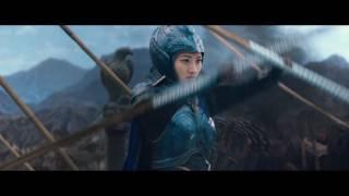 Velká čínská zeď (The Great Wall) - druhý oficiální český HD trailer
