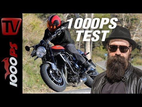 1000PS Test - Kawasaki Z900 RS