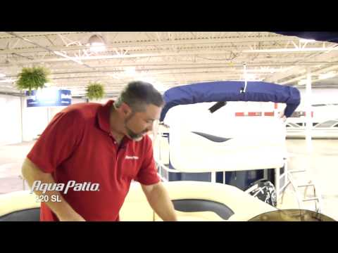 Aqua Patio 220 SL Product Walk-Through