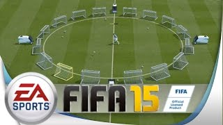 FIFA 15 [Skill Games]   Anfänger + Flachpass ~ Let's Play #1