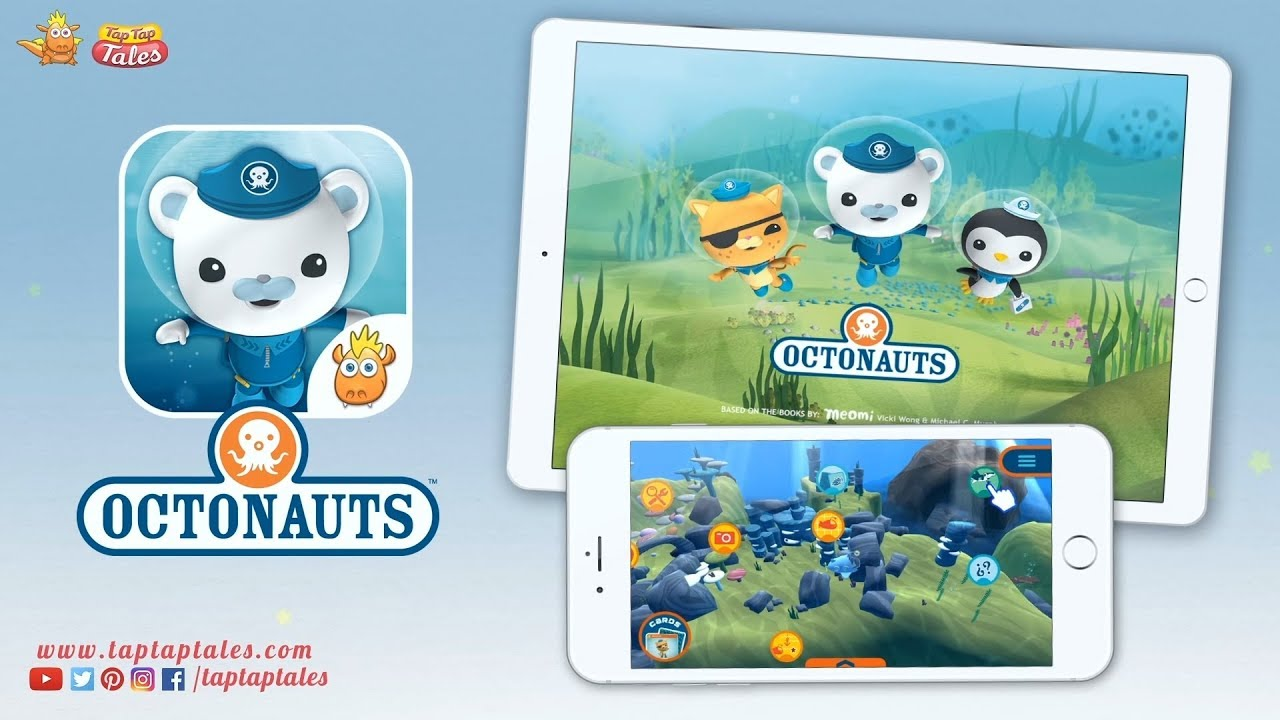 Download the Octonauts Mobile Game!