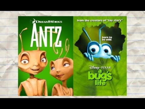 Antz v A Bug's Life: Film Fights S2, EP1
