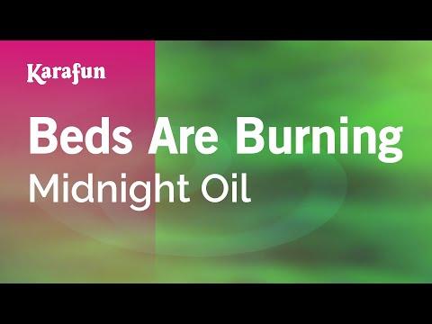 Karaoke Beds Are Burning - Midnight Oil *