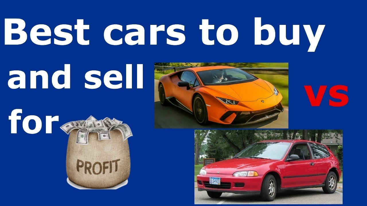 Best Cars To Buy And Sell For Big Profit On Craigslist Or