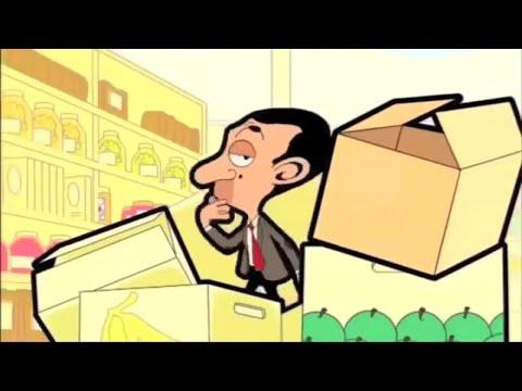ᴴᴰ Mr Bean Funny Cartoon Series! BEST NEW FULL EPISODES 2016   Pt 3