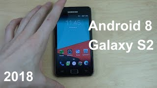 Як встановити Android на 8 galaxy S2 9100