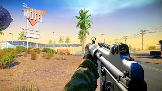 A NEW BATTLE ROYALE GAME?! - Warface Chernobyl Update #ad