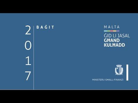 Budget 2017 - parlament.mt