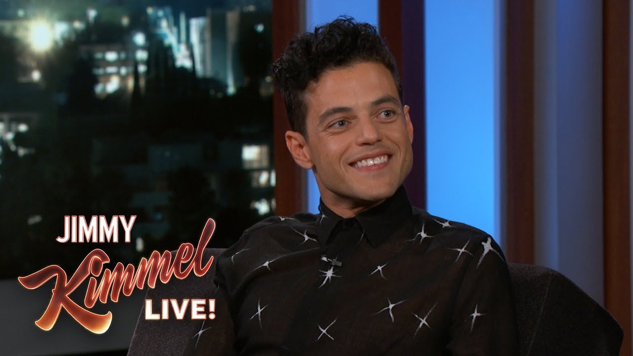Download Rami Malek on the End of Mr. Robot