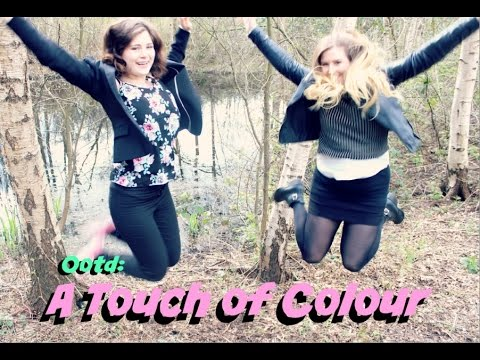 Ootd: A Touch of Colour