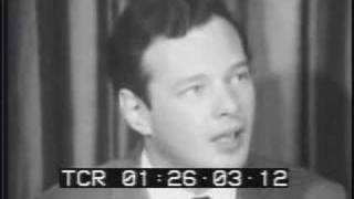 Brian Epstein and Larry Kane Interview 1964