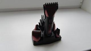 Многофункциональный набор для стрижки волос KEMEI KM-8058 (15 в 1 )