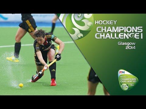 India v Belgium - Women's Champions Challenge I - Pool A