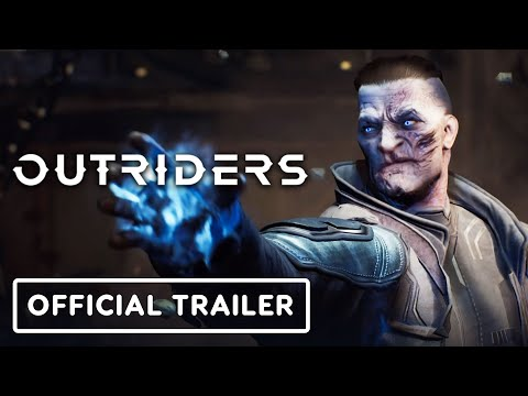 Outriders Demo – Official Launch Trailer
