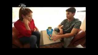 Slam Dunk King Kobe Paras shows Rhea Santos his killer dance moves | Tunay na Buhay