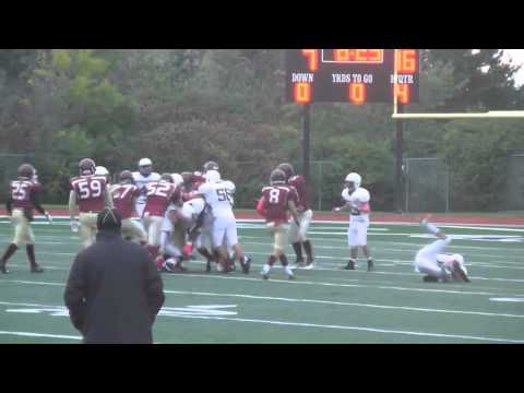Josh Hubbell High School Highlight Reel 2014