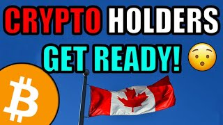 "BREAKING: Canada Just Passed A MAJOR Law For Bitcoin Holders! ""Bitcoin Is Money."" [Crypto News]"