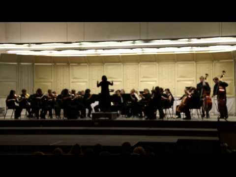 University Orchestra - Symphony No. 5 in B-Flat Major