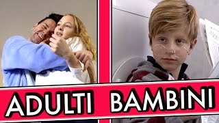 SE ADULTI E BAMBINI SI INVERTISSERO - iPantellas