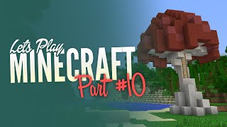 Minecraft :: Part 10 :: How To Build A Mushroom Village YouTube