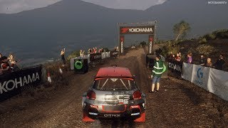 DiRT Rally 2.0 - Citroën C3 R5 - Greece Rally Gameplay [4K 60FPS]
