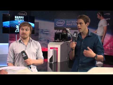 MMA vs HappyTvT - IEM 2015 Gamescom - Group A