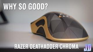 What Makes Razer Mice So Good? - A Deep Look Into the Deathadder Chroma