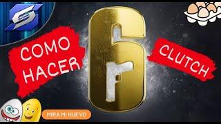 🔥[COMO HACER CLUTCH]   🎮 Rainbow Six Siege Gameplay ESPAÑOL LATINO 🇵🇷   xXSer SupremoXx