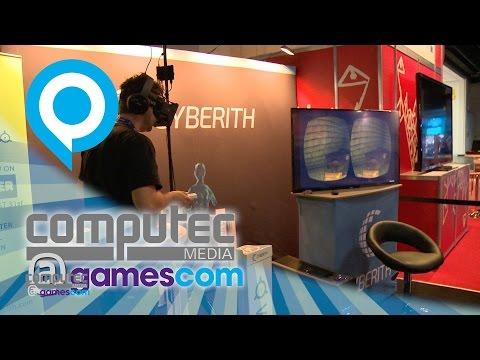 Cyberith Virtualizer ausprobiert | Gamescom 2014