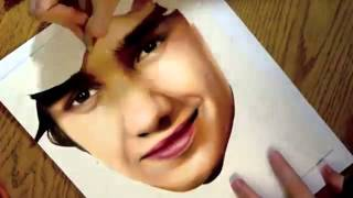 Drawing Liam Payne