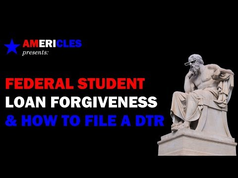Federal Student Loan Forgiveness - How To File A Defense To Repayment Application