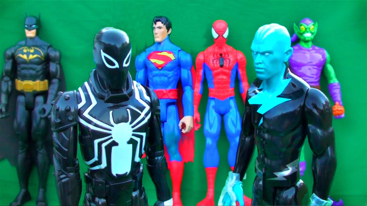 Marvel Ultimate Spider-man Web Warriors With Electro Agent ...