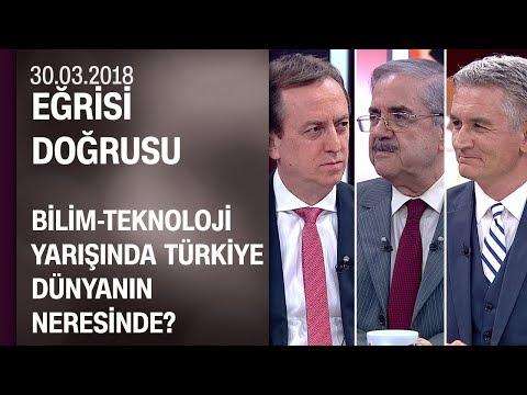 Bilim ve teknoloji yarışında Türkiye dünyanın neresinde? - Eğrisi Doğrusu 30.03.
