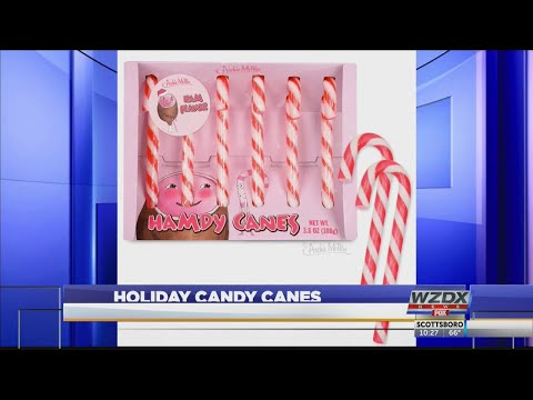The Randy, Jamie and Jojo Show  - Ham and Kale Flavored Candy Canes Are Now A Thing