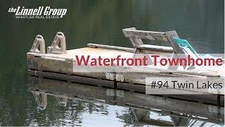 Whistler WATERFRONT Condo! // Discover Whistler