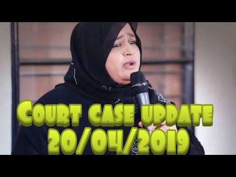 Heera Gold Nowhera Shaik court case update 20/04/2019
