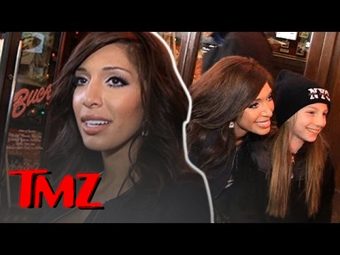 Farrah Abraham- I'm A Role Model For Young Girls! | TMZ