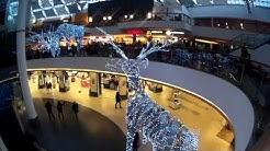 St Enoch Centre, Glasgow, Christmas 2014 Reindeer