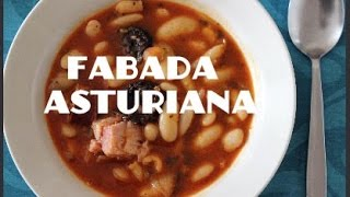 Fabada Asturiana / Beans Stew Recipe By Spanish Cooking