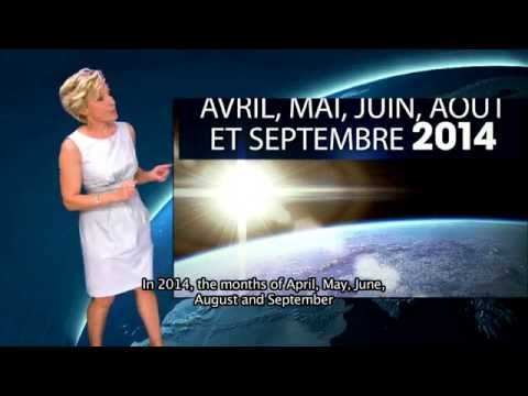 WMO Weather Reports 2050 - France