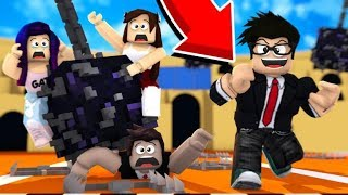RUN OR DIE WITH THE TEAM ANORMAL IN ROBLOX DEATH CHALLENGE