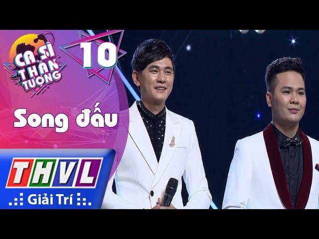 THVL | Ca Sĩ Thần Tượng - Tập 10[2]: Anh Bảy Nhớ Mẹ & Mẹ Tôi - Ngọc Linh, Minh Hoàng