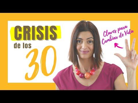 CRISIS DE LOS 30: Las 3 Claves para Cambiar tu Vida ¡y EMPEZAR DE NUEVO! ✅