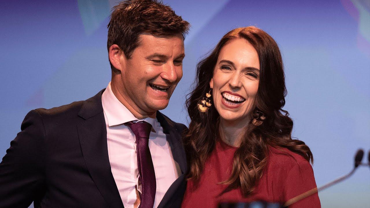 Jacinda Ardern's Party Scores a Landslide Win in New Zealand ...