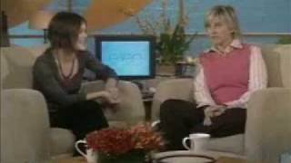 Rachel Bilson on The Ellen Degeneres Show