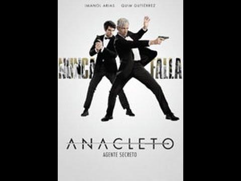 Anacleto  Agente Secreto HD  comedia espana