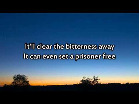 Matthew West - Forgiveness - Instrumental with lyrics