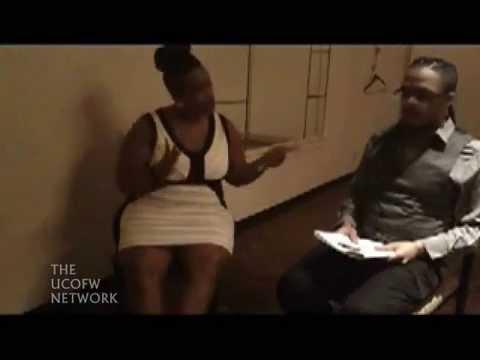EXCLUSIVE Amber Bullock (2011 BET Sunday's Best Winner) Interview by Senica Harris