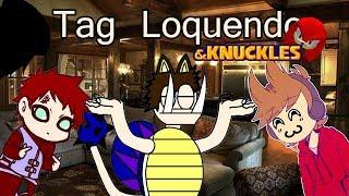 Loquendo (Tag Loquendo, reto de Gino Loq & XShadow)